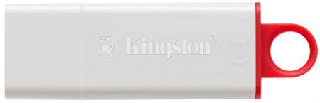 Kingston 32GB DataTraveler G4 červený