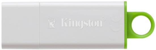 Kingston 128GB DataTraveler G4 zelený