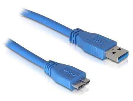 DELOCK USB 3.0 A > Micro-B, 1m