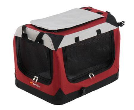 Ferplast Holiday - torba transportowa - rozm.2, czerwona