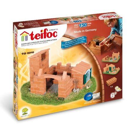 Teifoc 8010 Robert Ház Építőkészlet