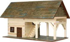WALACHIA Fa építőjáték, Ház