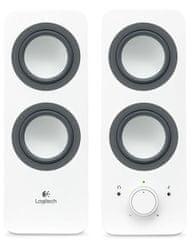 Logitech Komplet zvučnika 2.0 Z200, bijeli