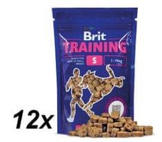 Brit przysmak dla psa Training Snack S - 12 x 100g