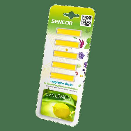 SENCOR SVX Lemon dišeče palčke za sesalnike