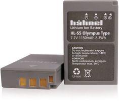 Hähnel baterija BS-BLS5 Olympus (HL-S5)