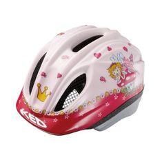 KED Otroška kolesarska čelada Meggy Lillifee