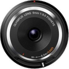 "Olympus objektiv ""riblje oko"" BCL-0980 9 mm 1 : 8,0"