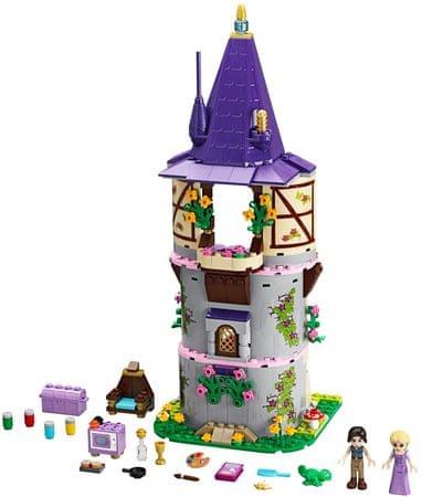 2c25a75a43df LEGO Disney Princezné 41054 Kreatívna veža princeznej Rapunzel