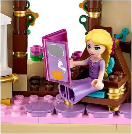 db1c942b3589 LEGO Disney Princezné 41054 Kreatívna veža princeznej Rapunzel ...