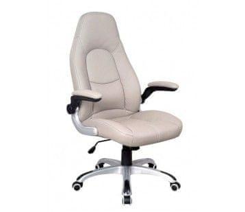 Hyle pisarniški stol K-8332B, bež