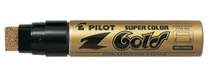Pilot Marker SuperColor zlat, SC-G-J Jumbo