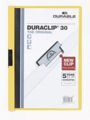 Durable mapa Duraclip 30 (2200), A4