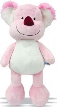 Debbie Koala, 55 cm, roza