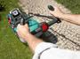 2 - Bosch akumulatorska rotacijska kosilnica Rotak 43 LI Ergoflex (06008A4507) 2 x akumulator