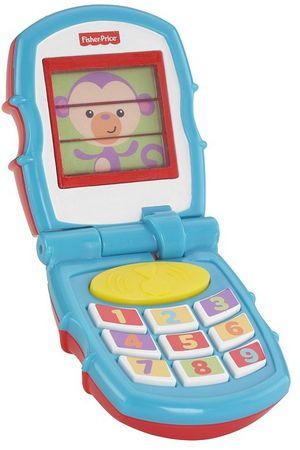 Fisher-Price Veselý otevírací telefon