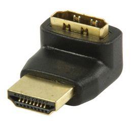 Adapter HDMI moški/ženski 90°C (VGVP34902B)