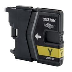 Brother LC-985Y, žlutá
