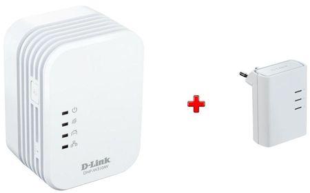 D-Link brezžični mrežni vmesnik PowerLine WiFi DHP-W311AV, kit
