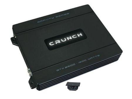 Crunch Ojačevalnik GTX 2600