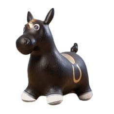 John Hopsadlo ponny černý - zánovní