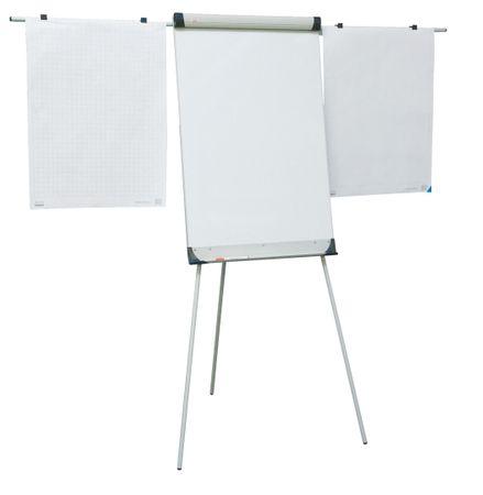 Piši-Briši bela tabla na nogah Flipchart 2x3 TF04X, 100 x 66 cm