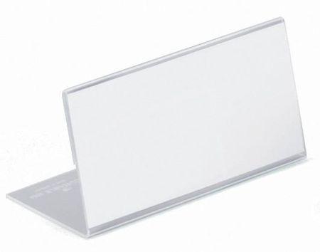 Durable Namizna ploščica 8055, 10 kos, 54 x 100 mm
