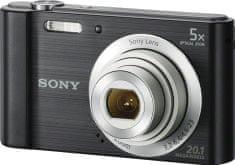 SONY aparat cyfrowy CyberShot DSC-W800