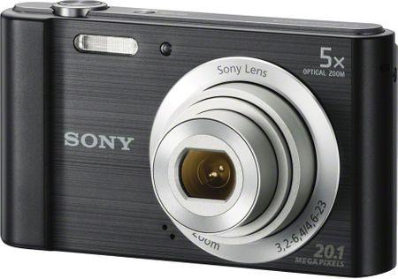 Sony CyberShot DSC-W800 Black (DSCW800B.CE3)