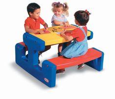Little Tikes iknikový stolček veľký