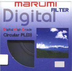 Marumi Filter cirkularni polarizacijski DHG (PL-D) Marumi, 49mm
