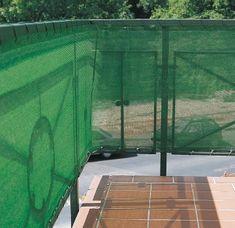 Windhager Zaštitna ograda, 5 x 1,2 m, zelena