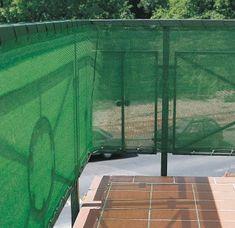 Windhager Zaštitna ograda, 5 x 1 m, zelena