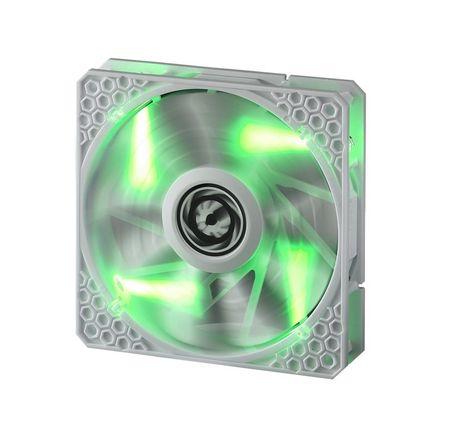 BitFenix Ventilator za ohišje Spectre PRO, 120 mm, belo-zelen