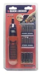 Black+Decker akumulatorski odvijač Set A7073