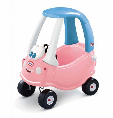 Little Tikes Futóbicikli Cozy Coupe Lábbal hajtós játék, Rózsaszín/Kék