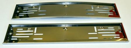 inox okvir za tablicu