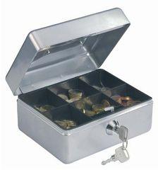 Rottner Kaseta za denar Prosigma Traun 1, srebrna