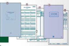 Alea Delovno poročilo - za gradbena podjetja A4