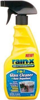 Rain-X čistilo za steklo in odboj vode Glass Cleaner & Rain Repellent, 500 ml