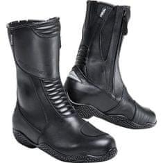 Škornji Nadja, ženski, črni