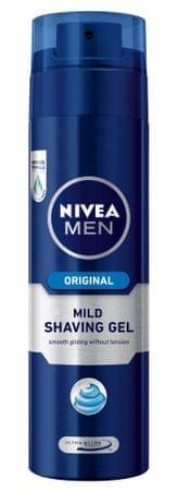 Nivea FOR MEN gél na holenie 200 ml