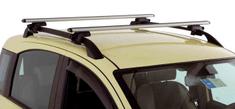 G3 krovni prtljažnik za krovne nosače, aluminij, 145 cm