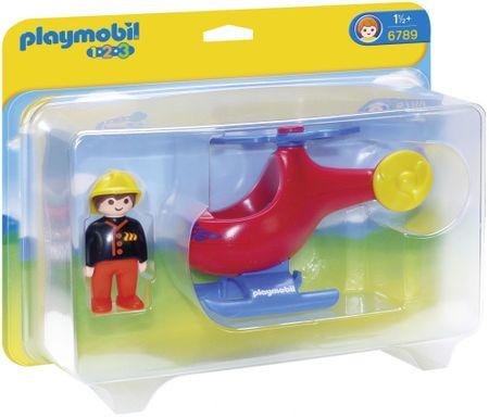 Playmobil 6789 Tűzoltó helikopter