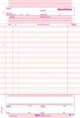 Alea Naročilnica ALEA A4 samokopirni 5.43