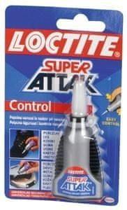 Super Attack sekundarno ljepilo Control 3 g