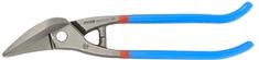 Unior škarje za pločevino Pelikan Plus 563R-PLUS/7DP, kovane s posipom, 280 mm