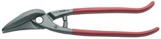 Unior škare za lim 563R/7PR, kovane, izolirane, 280 mm