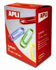 Apli Sponke APLI, št. 2, 32 mm, 1/100, barvne