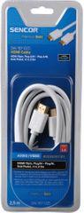 SENCOR SAV 167-025W (HDMI 1.4), 2,5 m